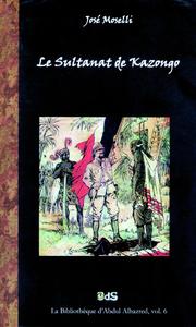 Livre électronique Le Sultanat de Kazongo